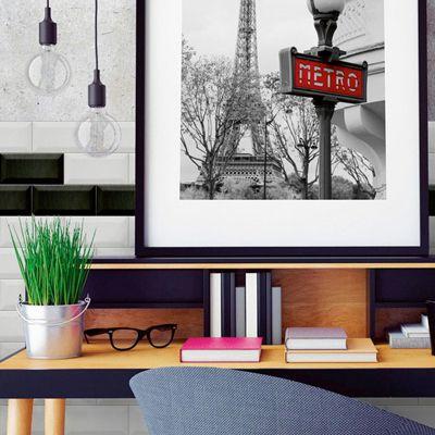 Metro Pariser Chic Fur Die Wand Ihr Fliesenleger Aus Oberlahr